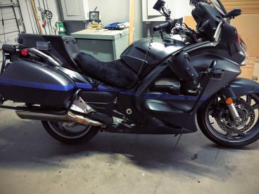 Casa Grande Police Motorcycle