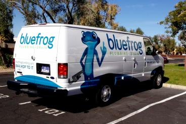 Blue Frog Plumbing + Drain