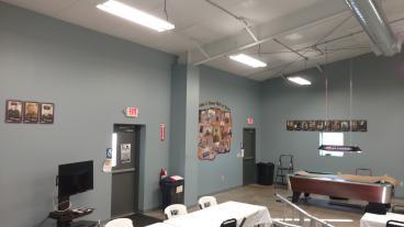 VFW Honor walls