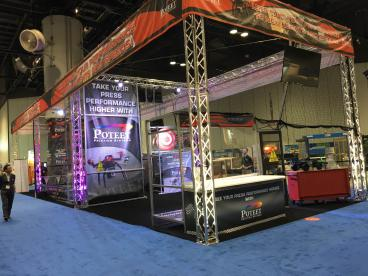 Trade Show for Charlotte Company