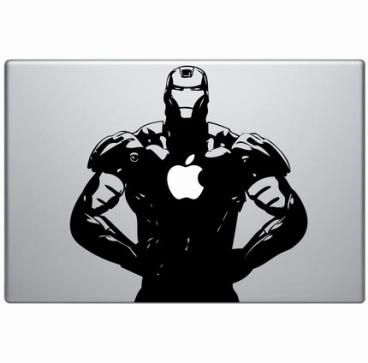 Iron Man Computer Decal in Plano, TX