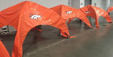 event tents broncos speedpro denver