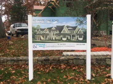 New Construction Sign