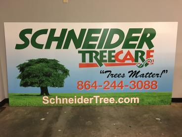 Schneider TreeCare, SpeedPro Greenville
