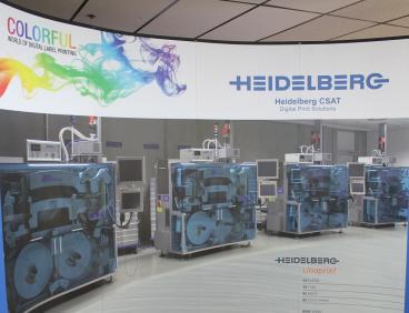 trade show display denver, CO heidelberg