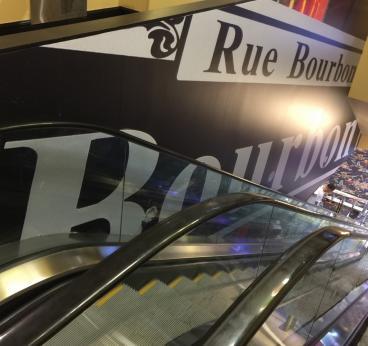 wall mural mardi gras casino CO denver bourbon