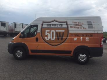 50 West Brewing