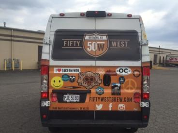 50 West Brewing Back