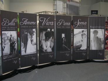 Bridal Trade Show Display