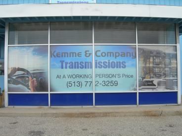 Kemme & Company Transmission