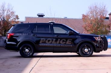Warrensville Heights Police Graphics