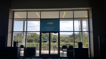 Event Graphics, Corporate Branding, AT&T Partner Summit, Dallas, TX