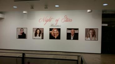 Event Graphics, Fashion Gallery International, Night of Stars, Dallas, TX
