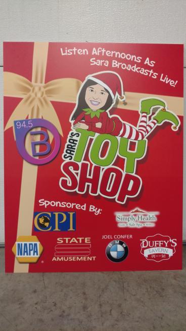 Sara's Toy Shop
