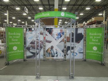 Metal Tradeshow  Display