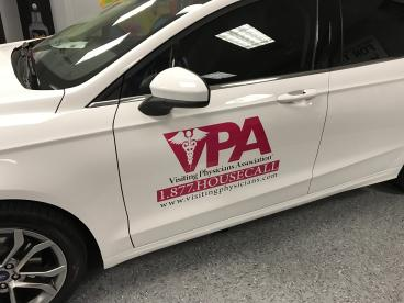 We print and install great decals for your car or truck!