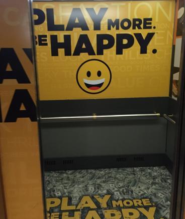 denver, co elevator wrap casino
