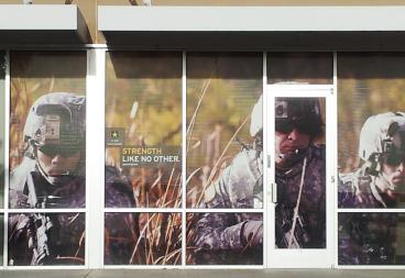 Window graphics using window perf