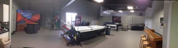 SpeedPro Imaging of Fort Collins Production Area