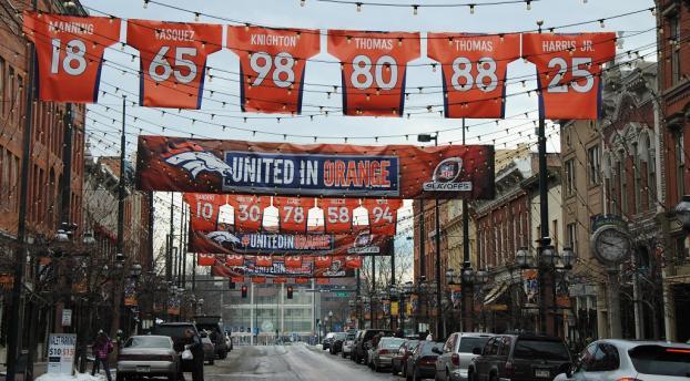 United in Orange