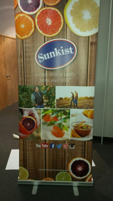 Retractable Trade Show Banner