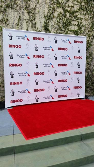 10 x 8 Step & Repeat