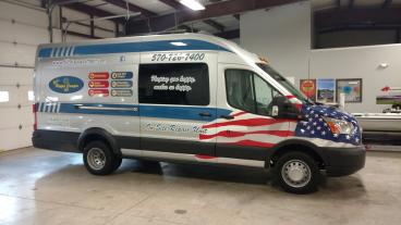 Bill's Happy Camper On-Site Repair Unit
