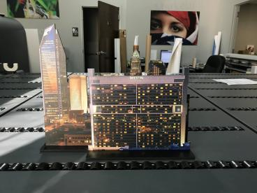 3D Display for Charlotte Westin