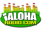 iAloha Radio.com Logo