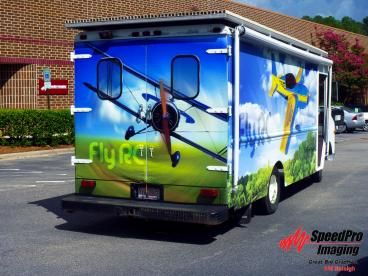Graphics for Fly RC Utility Truck