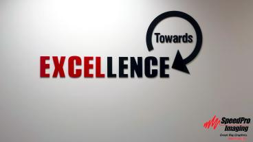 Towards Excellence has New Dimensional Letters