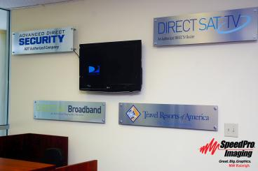 Acrylic Signs have Moved to Direct SAT TV