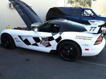 Dodge Viper graphics