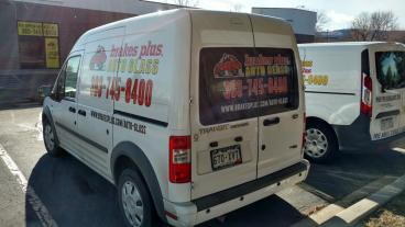 Brakes Plus Auto Glass: Print and Install- Metro Denver