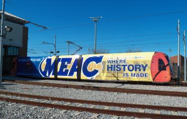 Bus Wraps MEAC