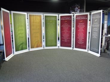 WSU Foundation Gala banner stands