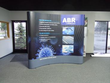 VMRD Tradeshow Display