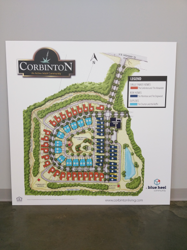 Site Maps and Floor Plans - Apex, NC