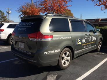 Active Day, SpeedPro Greenville