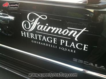 Clean and classic lettering