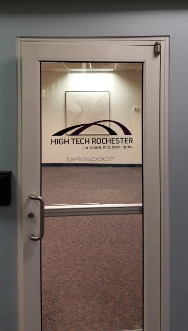 Door Graphics - High Tech Rochester