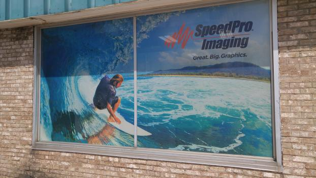 Surfer Window Graphics