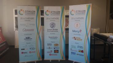 Event Sponsorship Banners