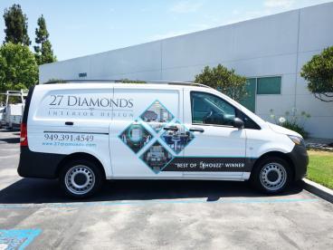 27 Diamonds Vehicle Fleet
