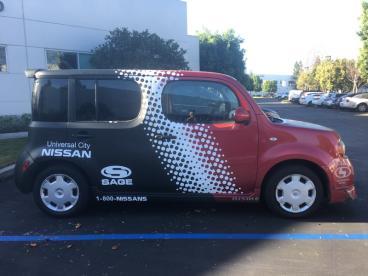 Universal City Nissan Sage