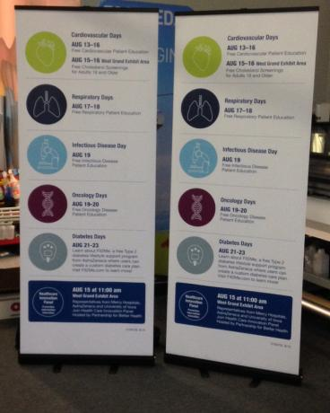 Retractable Banner Stands l South Jersey l SpeedPro Imaging