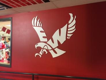 EWU Bookstore Eagle