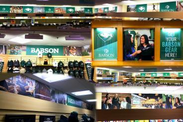 Babson College Bookstore-Wellesley