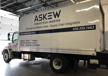 Askew Truck Fleet Graphics