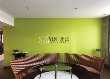 S2G Ventures Wall Vinyl Deal